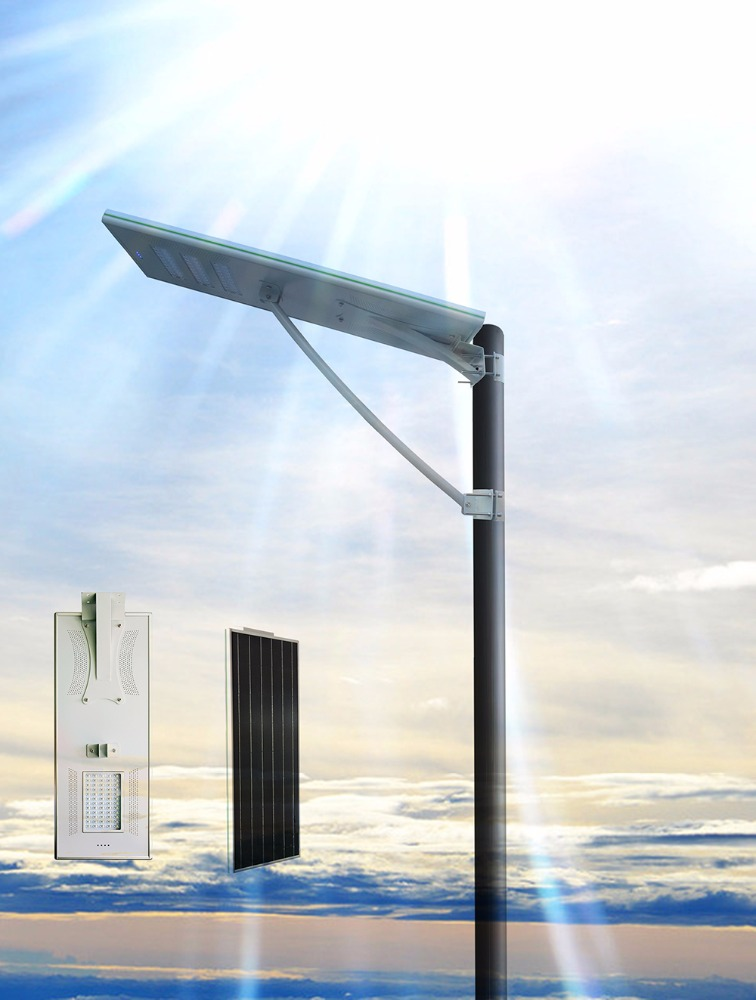 5W - 100W low cost led solar street light all in one