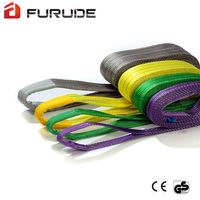 Hot sale lifting rigging equipment webbing sling safety factor