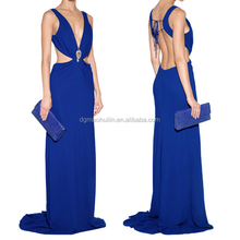 all types of ladies dresses roal blue evening gown