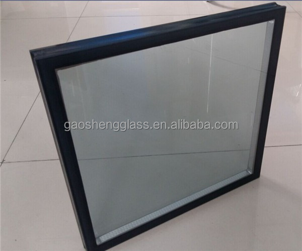 6+12a+6mm double glazing insulated glass