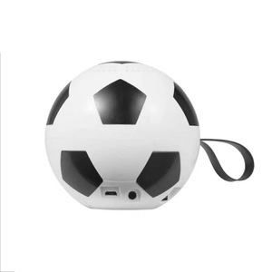 MINI Football Shaped Wireless Blue tooth Portable Speaker