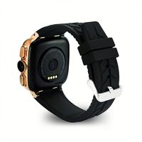 Android 4.4 OS 3G wifi supported mtk6572 CPU dual core watch phone