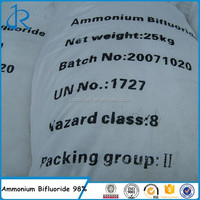 Ammonium Bifluoride 98% NH4HF2 for glass etchant