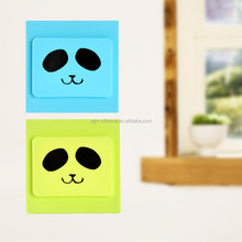 New Product Cute Silicone Light Switch Plate Cover