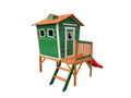 Wooden children playhouse