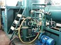 motor oil treatment and lube oil refinery oil separator oil regeneration machine