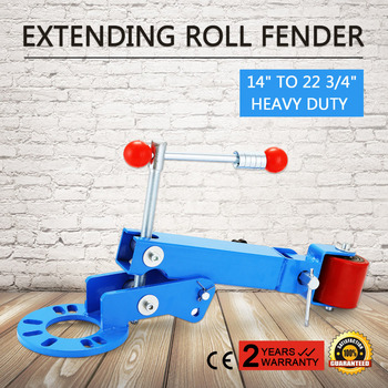ROLLER FENDER EXTENDING REFORMING KIT LOWERED VEHICLES PROFESSIONAL ROLL AUTO