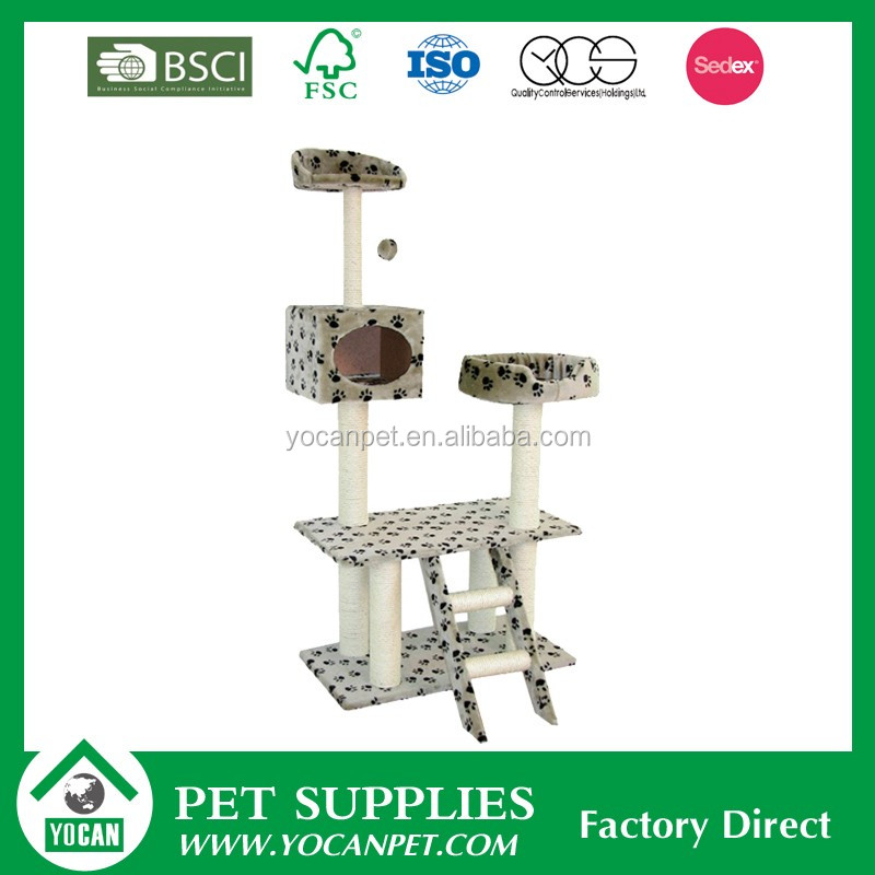 modern Low price cat tree house