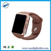 Q8 Watch Phone 100% Original Smart Watch For Iphone / Samsung Galaxy Note3 WIFI Bluetooth Android 4.3