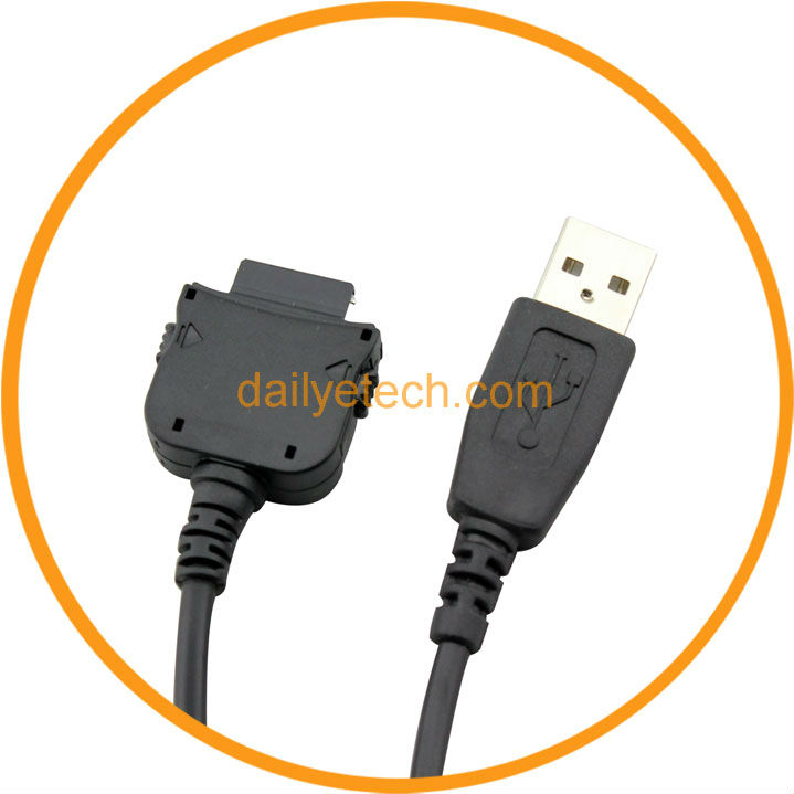 1M USB Charge Data Cable for HP iPAQ 6900/910/6915/920/ 925/ 940/6945/950/6960/6965 from dailyetech