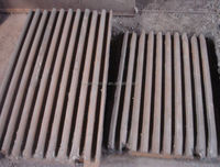 wear resistant high manganese steel plates in jaw
