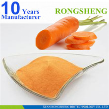 High quality natural carrot root extract