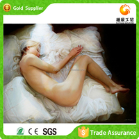 Fast Supply 3D Wall Art Full Sexy Photos Nude Girls