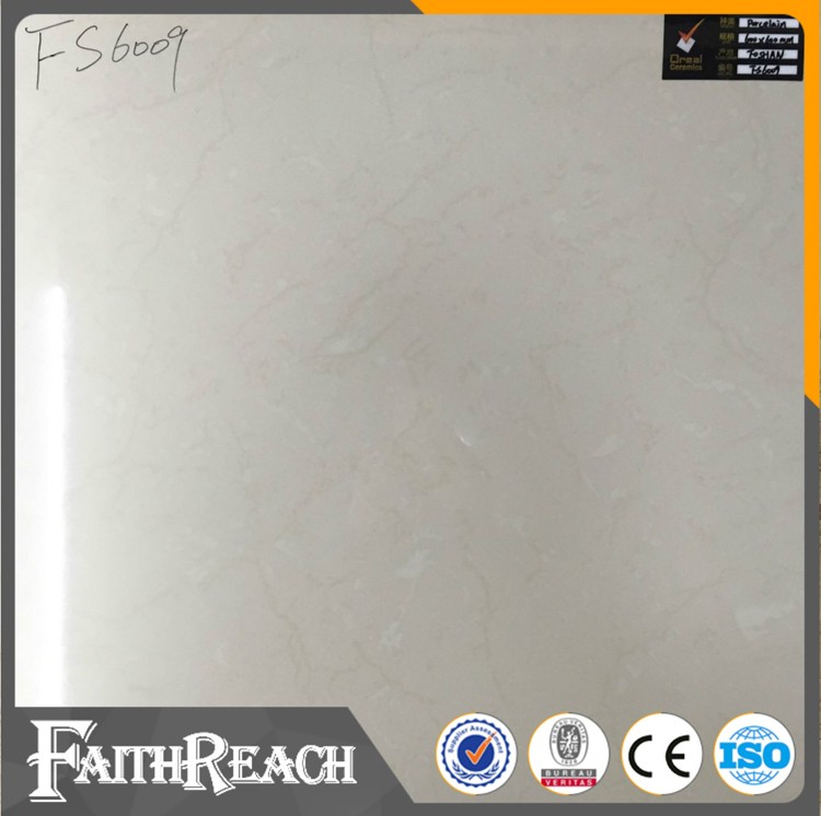 60x60cm polished porcelain soluble salt tiles