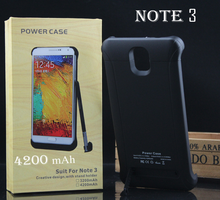 Charging Battery Back Case Power Bank 4800mAh Back-Up For Samsung Galaxy Note3 4