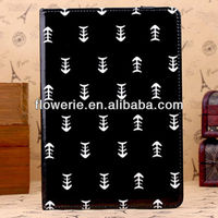 FL3356 2014 Guangzhou high quality stand cute leather flip case cover for apple ipad air