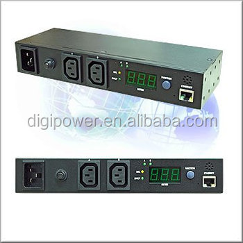 pdu OEM supplier, 16A, outlet switches
