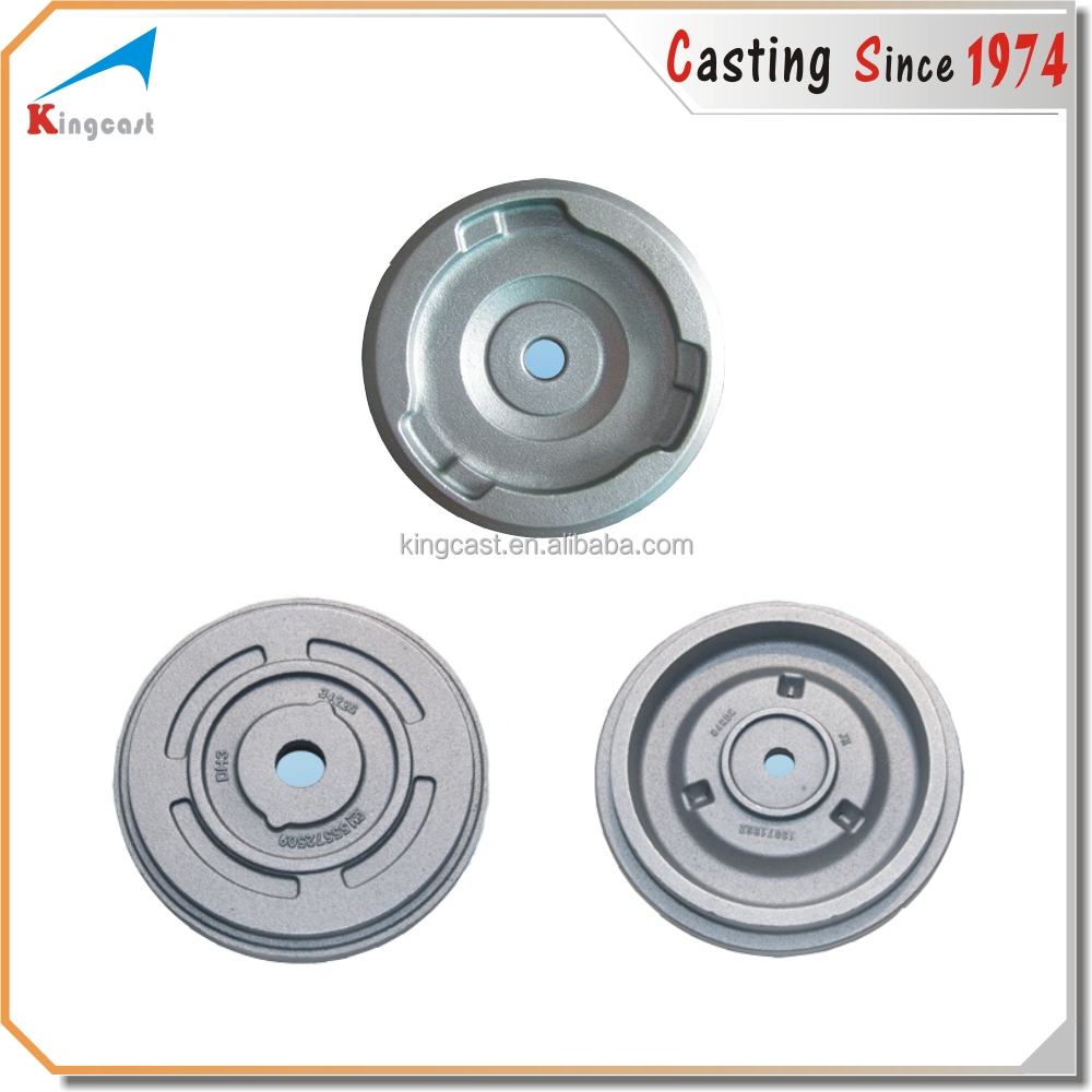 OEM hot selling best price China foundry cast iron flywheel