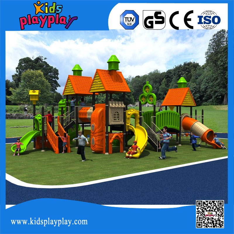 KidsPlayPlay 2017 Preschool garden playground plans swing set slide