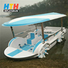 newest and popular 4 person paddle boat