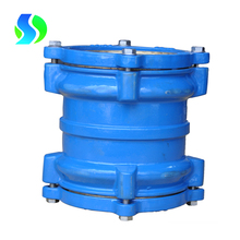 Ductile Iron Pipe Fitting Restraint Coupling
