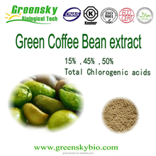 Herbal Extract / Green Coffee bean extract