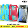 Wholesale Cell Phone Bumper Case Flexible Protective Silicone Frame Cover