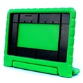 Kids friendly convetible handle stand shockproof case for amazon kindle fire hd 10 inch