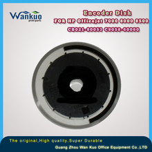 CB021-80053 C9058-60060 Encoder Disk/Encoder Disk Timing Wheel/Encoder Disco for HP Officejet 7000 8000 8500 printer parts