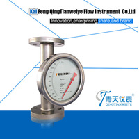panametrics metal tube flow meter