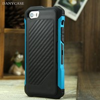 2014 for iPhone5 Metal Frame Shockproof Silicone Cover Magic Mobile Phone Cases Manufacturer
