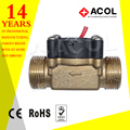 Flow switch(male thread/plastic and brass)