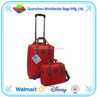 2016 Alibaba Golden manufacturer ladies laptop trolley bag luggage trolley bags