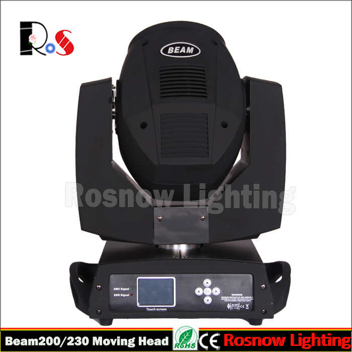 5r 200w head of lighting beam Lineary Focus effects moving head dj event stage lighting equipment