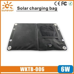High quality mobile solar bag for phone/cell phone/mobile