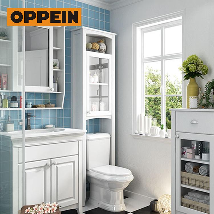 Bathroom cabinets wall