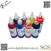 Dye sublimation offset ink for Epson