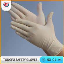 Disposable Latex Surgical Gloves for Medical Use