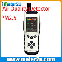 Accuracy pollution detection device