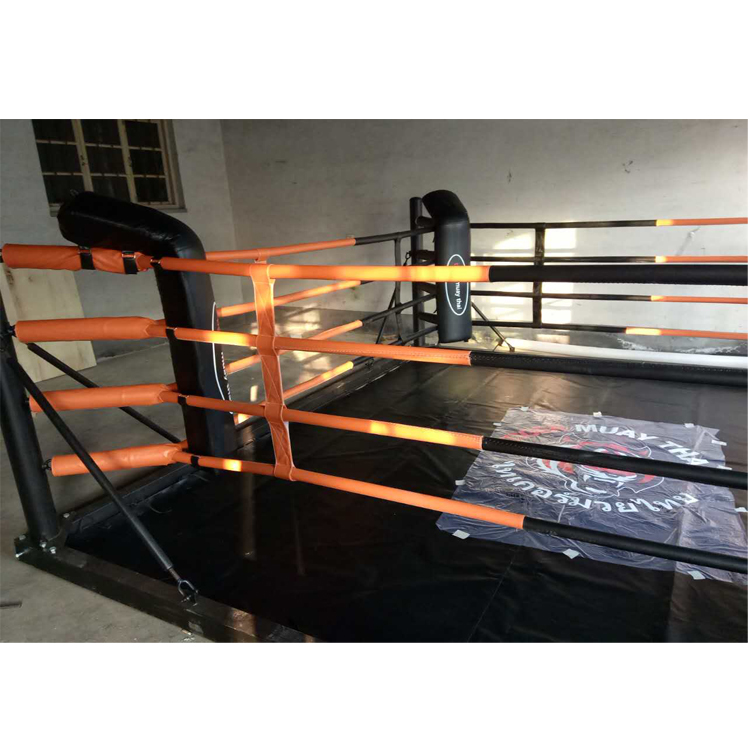 2018 high quality production Match Equipment Used boxing ring for sale