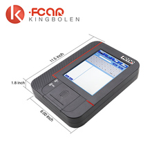 Readout QR code and System parameter number truck diagnostic tool easy