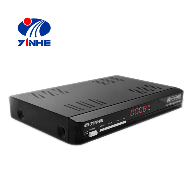 Yinhe Usb Dvb-t2 Hd Mpeg4 Digital Terrestrial Receiver turbo decoder