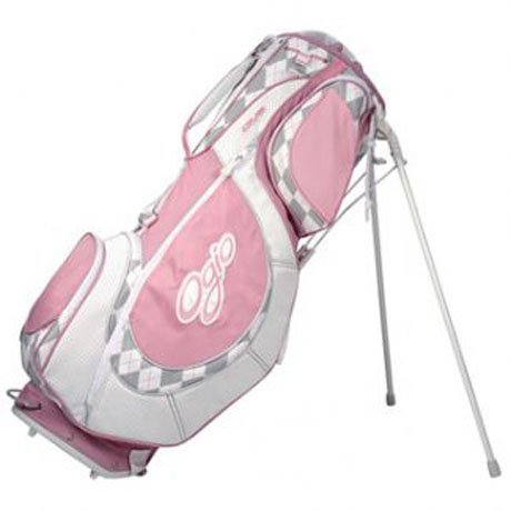 Pink Ladies Golf Bag Golf Stand Bag