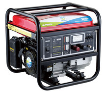 24V dc gasoline generator with electric