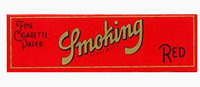 Smoking Rolling Paper Standard Red 50