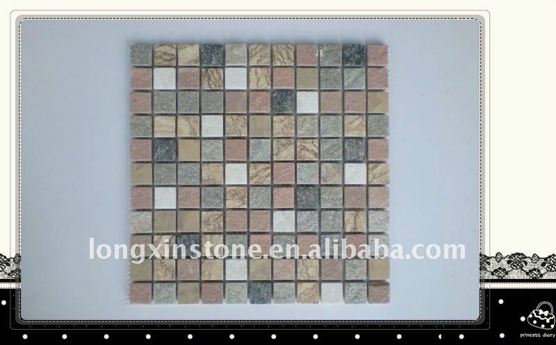House Firstly Choose Rustic Mosaic Pattern