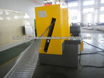 Metal Lath expanding machine