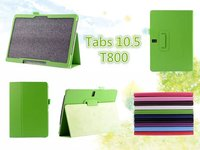 360 Degree Rotating/Folio Stand Flip Leather Case for Samsung Galaxy Tab S 10.5 T800