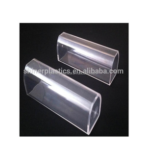 Custom Polycarbonate Plastic Barrels, Polycarbonate Molded Plastic Part