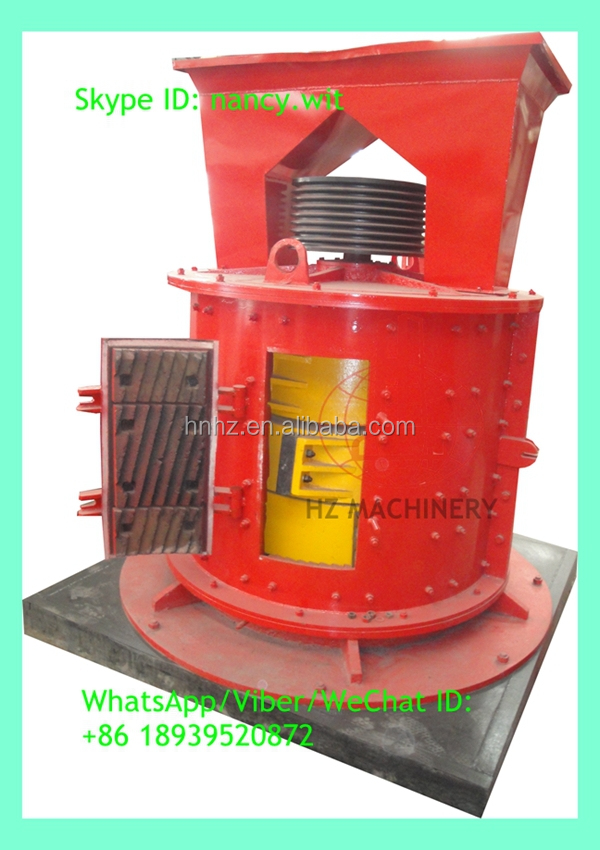 Copper Ore Crushing Line/Furnace Slag Crushing Mill/Vertical Crusher